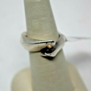 10.9 Gram Sterling Silver 925 Tiffany and Co Ring